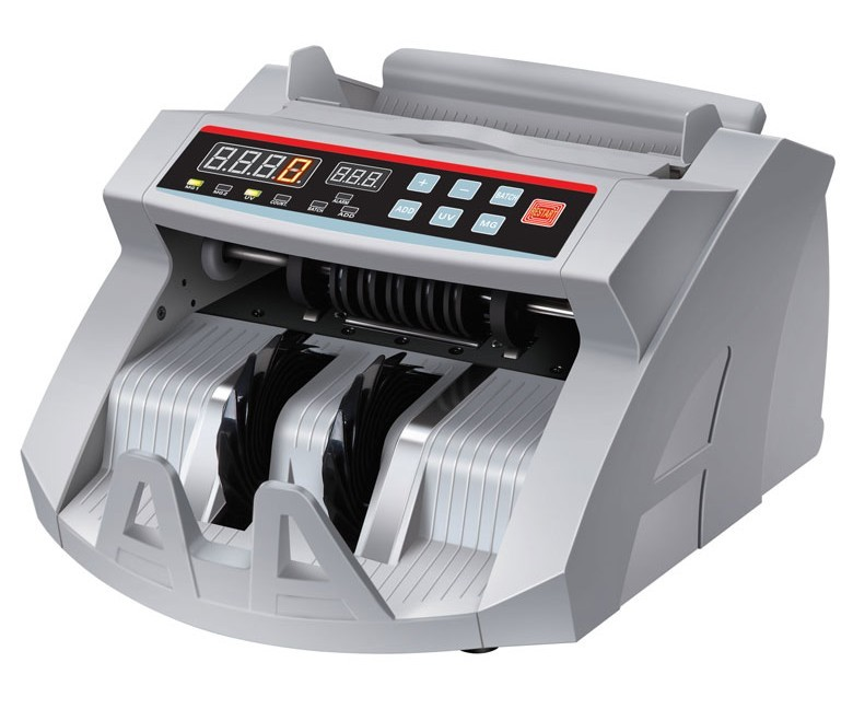 currency counter/cash counting machine/money counter--2108