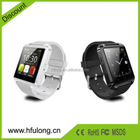 Cheapest Price U8 Smart Watch Bluetooth Phone Mate Smart Bracelet Wristband For Android IOS