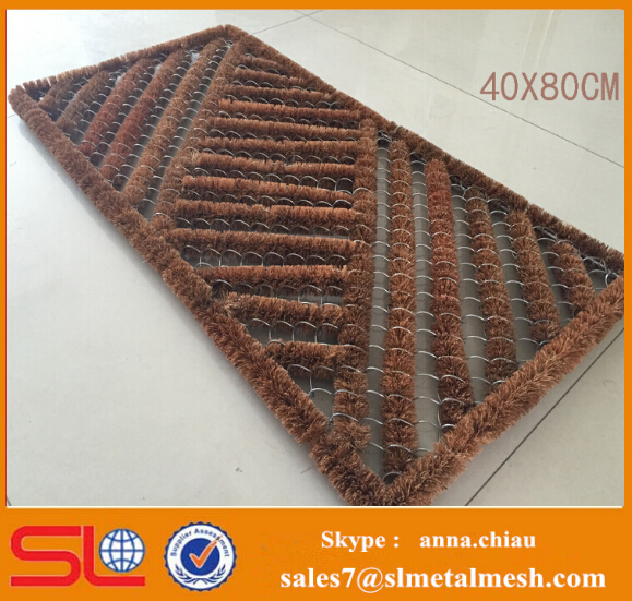 Anti Slip Mat Coco Braided Coir Cheap Door Mat