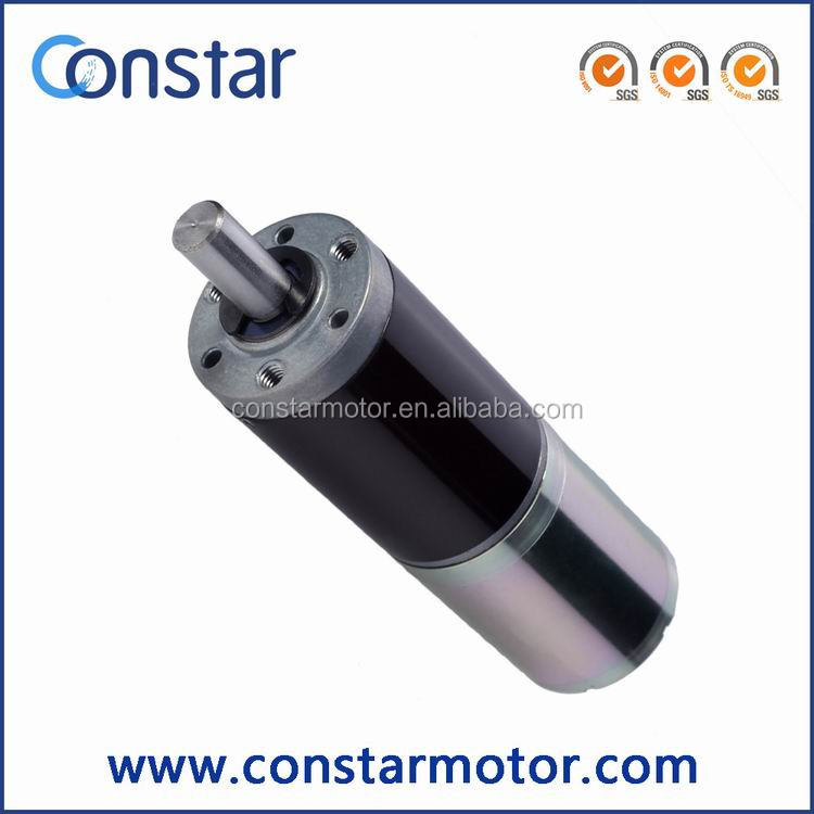 High Torque Low rpm Electric Micro 12v DC Gear Motor