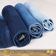 98% cotton 2% spandex premium dobby denim fabric