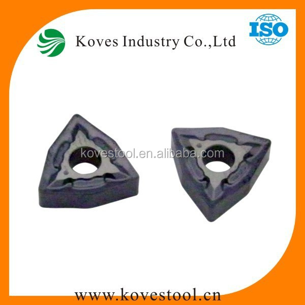 CNC Carbide Insert Types Famous Brands CERAMEI WNMG080408-IPK CTPM125 cnc turning insert types
