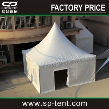 Heavy duty pavillion tent with linings for events
