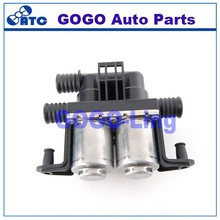 HEATER COOLER UNIT VALVE SOLENOID COOLANT WATER CONTROL for BMW E39 E53 OEM 1147412159 64128374995