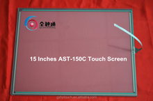 Fast Resopnse Resistive Touch Screen AST-150C 4 Wire PET