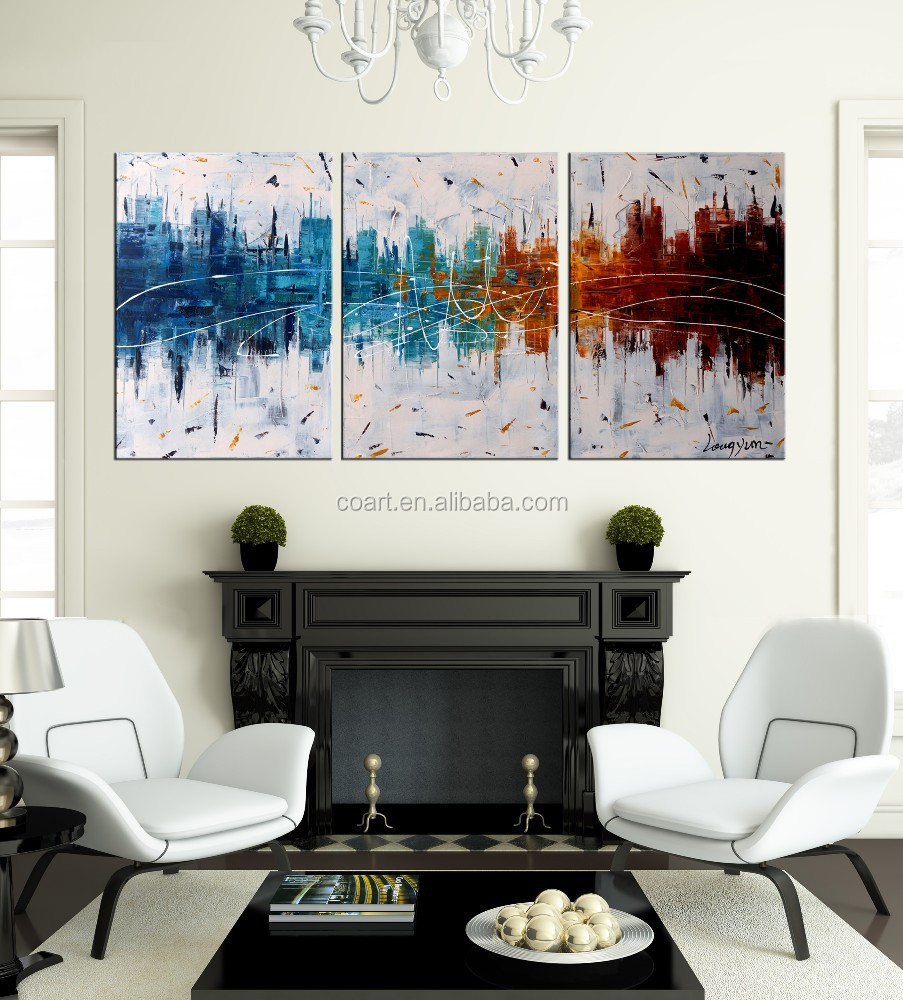 Abstract Home Decor Oil Paintings Buy Abstract Oil