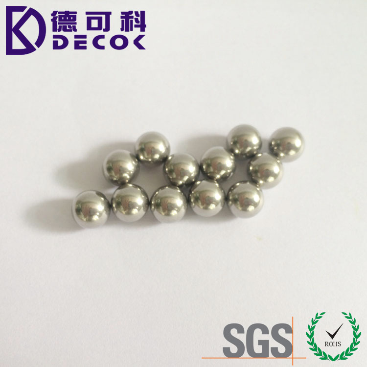 Steel Ball Factory Price Good Quality Polish Finished High Hardness 60~66HRC Metal Sphere Magnetic G40 for Ball Transfer Units