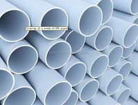 DIN standard rectangular pvc pipe for water supply