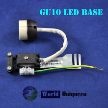 Wholesale GU10 LED Bulb Base Socket Hold with Line