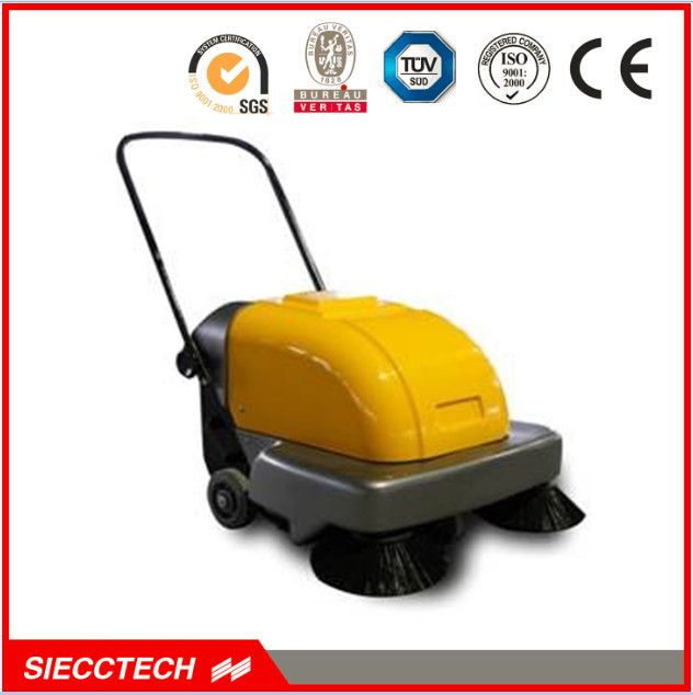 Walk behind Manual Push Floor Sweeper With CE/SGS/ISO/GOST Certification