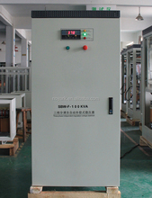 Three phase stabilizer voltage regulator 100 KVA,100kva avr ac voltage regulator, voltage stabilizer