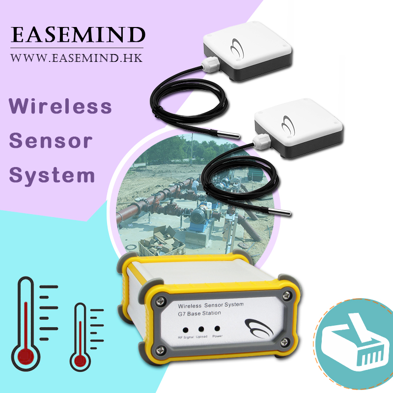 433 MHz G7-T2 Wireless Sensor System telemetry wireless module