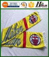 material full drawn yarn football satin scarf yarn count 75D*75D 58inch