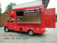Outdoor Chinese Mini Mobile New Truck Food Street,Chinese Mini Food Truck,Fast Food Truck
