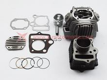 CYLINDER HEAD KITS ASSEMBLY 50cc-70cc ENGINE PARTS XR50 CRF50 Z50 S65 C70 CL70 SL70