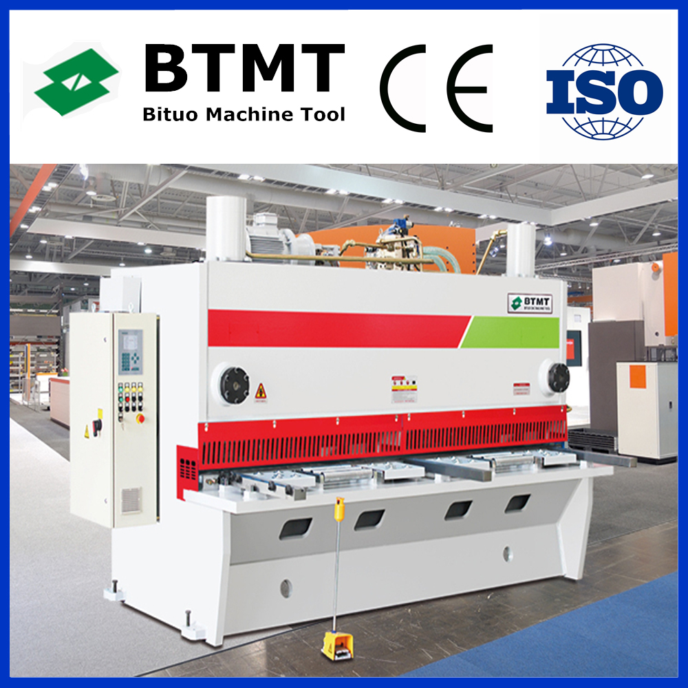 Large-scale exports QC11Y rotary shear cutter machine
