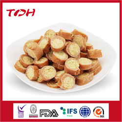 Chicken Wrap Rice Cut Premium Dog Treats Wholesale Dog Snacks Pet Food Manufacturers