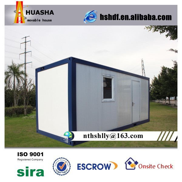 20FT Flat Pack Low Cost Prefab House