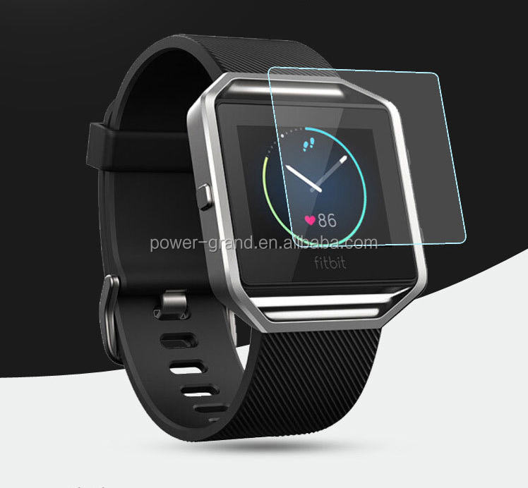 Super clear anti-explosion Soft TPU Screen protector film for Fitbit Blaze