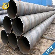 Low Carbon API 5L GR.B 36 Inch Spiral Weld Steel Pipe For Nitrogen Gas