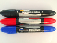 Double headed marker cd dvd pen touch twin marker bingo marker