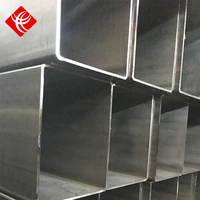 Wholesale products EN 10210 20# carbon steel pipe square tube 10 x 10 square steel pipe