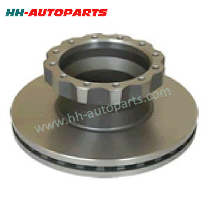 Hot Sale Truck Spare Parts 81508030022 for MAN Brake Disc