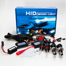 Hot selling 12v 35w DC slim hid xenon kit 8000k 6000k 4300k h1 h7 h3 h11 h4 9004/9007