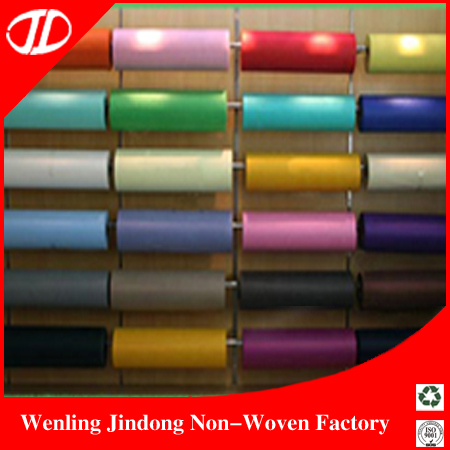 Recycled Spunbonded Polypropylene Non Woven Fabrics For Bags Manufactory
