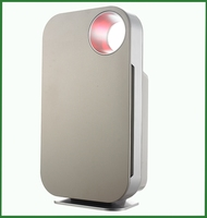 Industrial ozone air purifier for harmful gas and odor removal