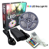 3528 5050 2835 Whole Kit Led Rgb 5m Smd Rgb 5050strip Waterproof Light Set 300 Led Power Decoration Lights Led Light Strip Kit