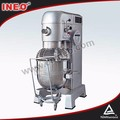 60L Large Food Mixers italian bakery machine/bakery mixing machine
