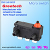 CE, UL approved mechanical switch, change over switch,slide switch for electric tooth brush and toys