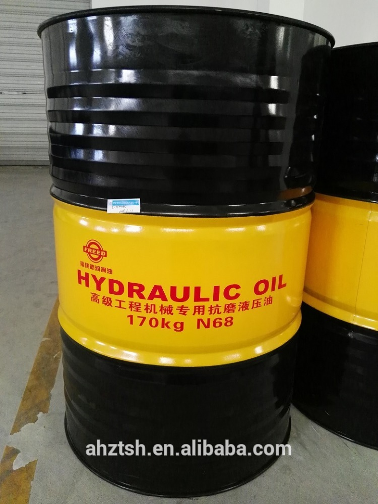 hydraulic oil 68 for hydraulic jacks, Industrial lubricant manufacturer