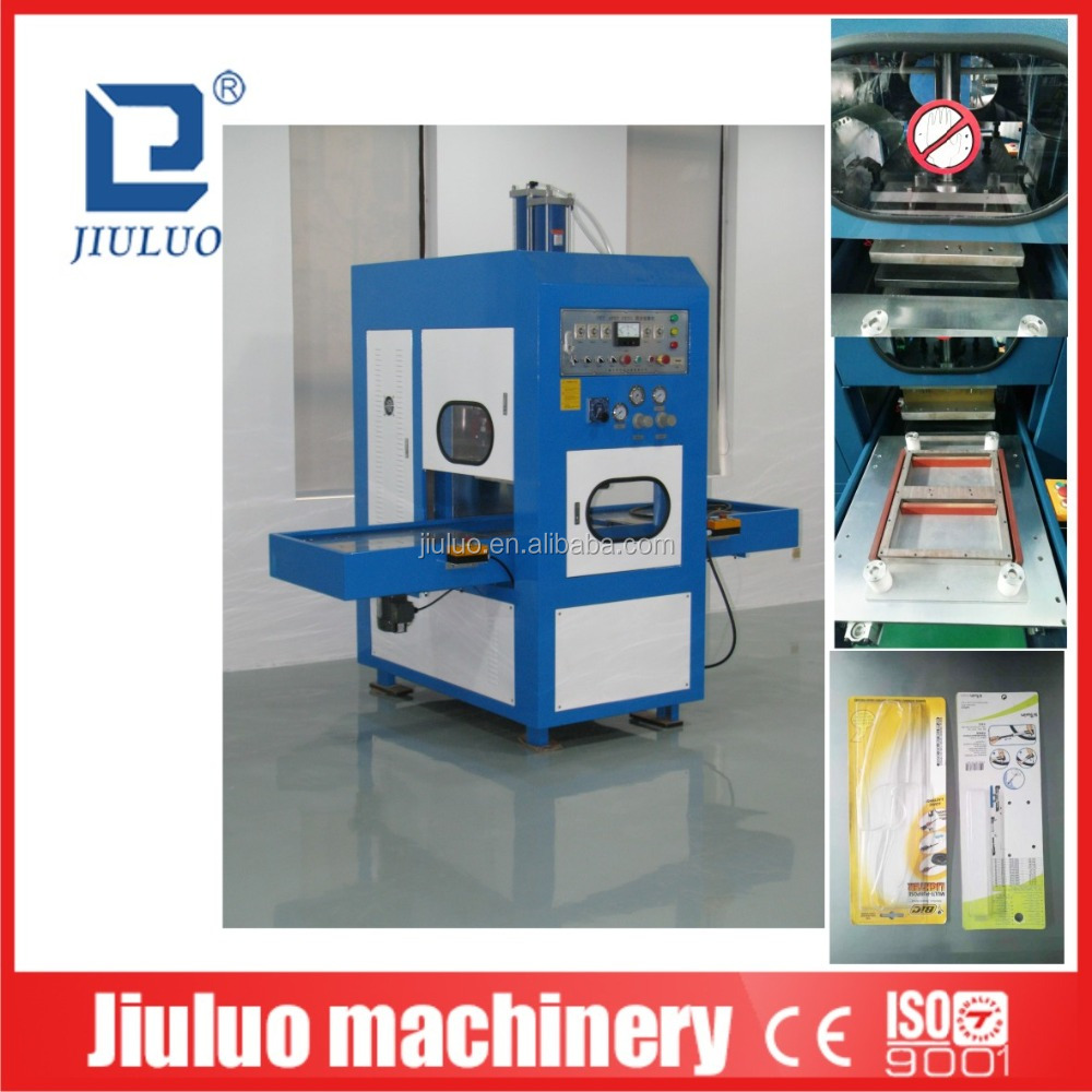 multifunction raido frequence clam shell pvc blister welding machine /welder for kids toys