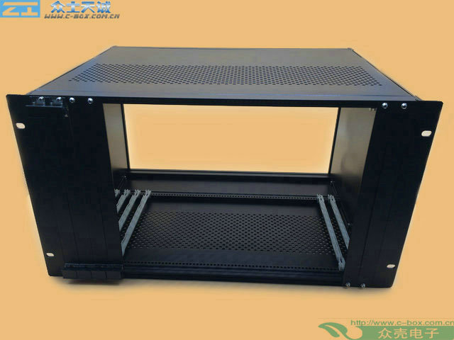 "subrack 6U/266x483x450mm 19"" standard server subrack electronical products custom1u 2u 3u 4u 5u 6u 7u 8u 9u"