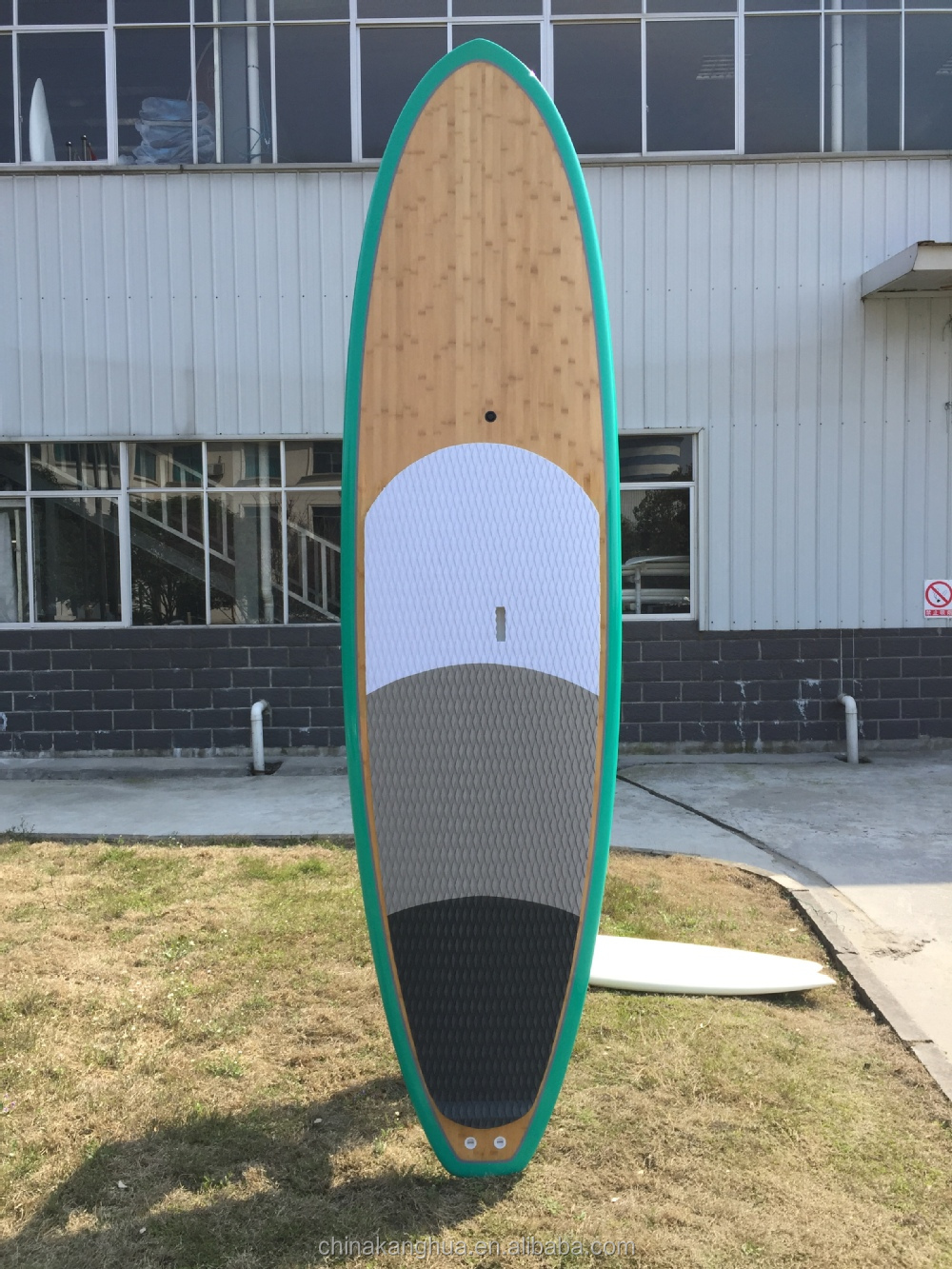 Wooden color sup board /stand up paddle board