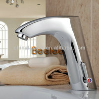 Solid Brass Cold/Hot Water Mixer with Automatic Sensor QH0112A
