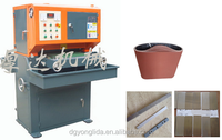 automatic metal sheet wire drawing hairline finishing machine with abrasive belts
