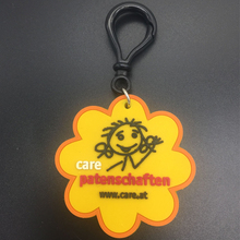 Cheap Custom Rubber Keychains