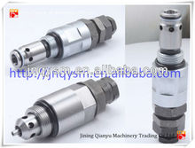 excavator pressure main relief valve for excavator original parts,pressure relief valve for transformer