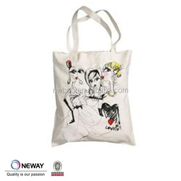 2015 wholesale customized shopping bag,custom made shopping tote bag,cheap raw custom cotton tote bag