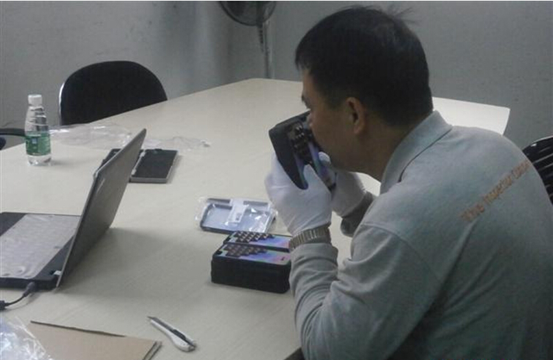 phone case inspection service in Dongguan,China-professinal inspection company ISO 9001:2008 certified