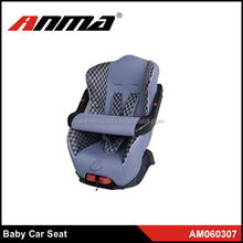 grey little kids car seat