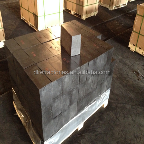 top quality magnesite carbon brick for EAF/ LADDLE