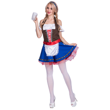 sexy carnival party adult women girls Oktoberfest maid bavarian Beer Festival costume