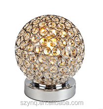fashion crystal table lamp