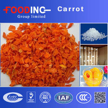 High Quality Dried Processed Dehydrated Carrots Dices Slices Chips Manufacturer