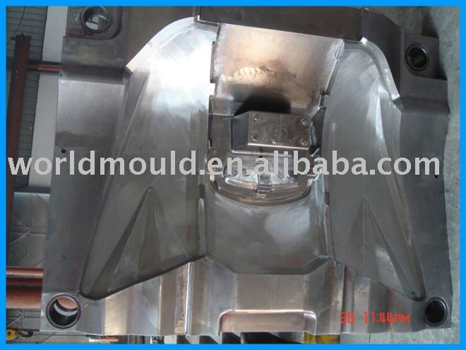 High quality plastic ATV mould four trax injected mold