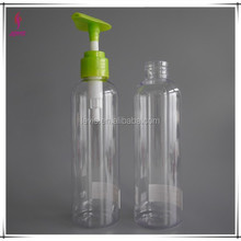 200ml Empty pet shower gel botol